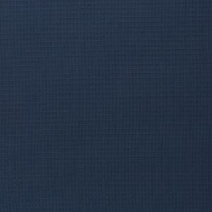 Nelson , Waffelpiqué uni, jeansblau