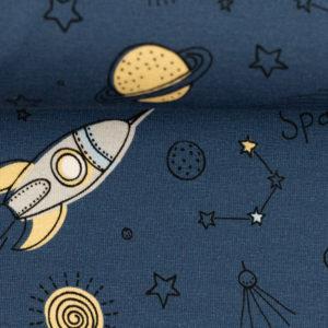Swafing, Weltraum, Rakete, Jersey Jesse