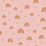 Regenbogen, rosa, Soft Sweat