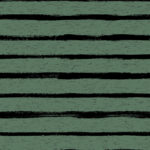 Streifen, grün, Italian Jersey
