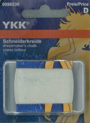 Schneiderkreide YKK 98530
