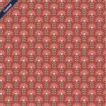 Beschichtete Baumwolle,terecotta